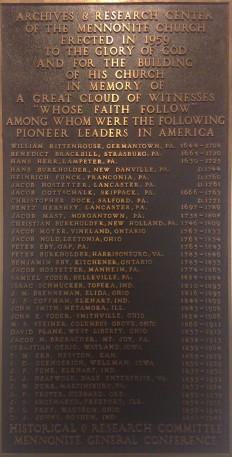 Pioneer Leaders