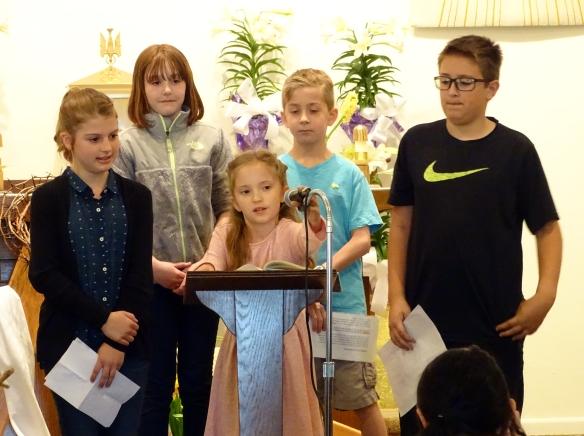 DSC01880 Bethany 4th graders