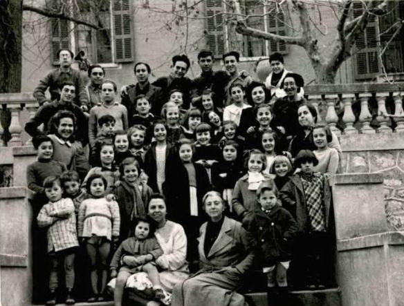 #2-La Rouviere Children's Home, ca 1941