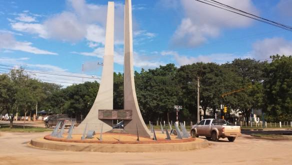 Paraguay Monument
