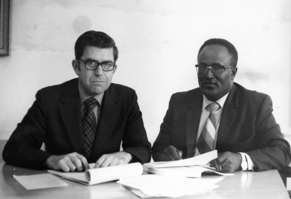 Kraybill and Belete, 1973