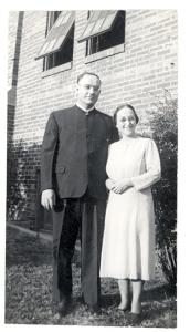 Nelson and Christmas Carol Kauffman