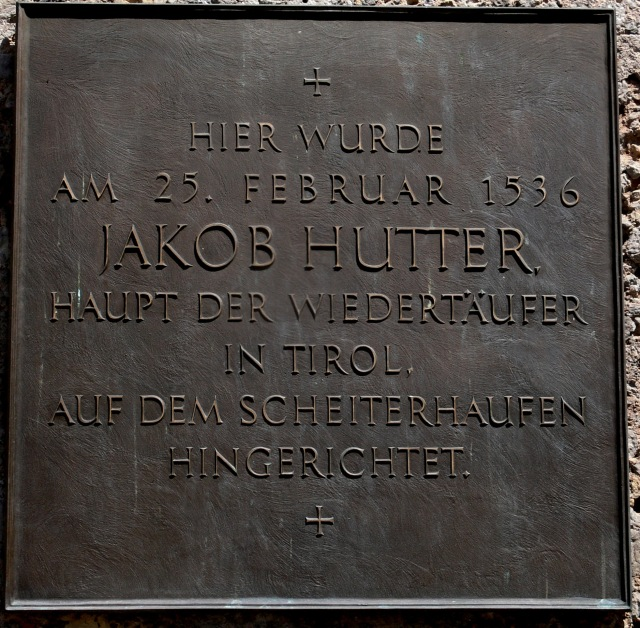 The (Radical) Reformer's Wife: Katharina Purst Hutter
